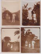 Photo - CONGO - 1929-30 - LUKULA - Une Famille Belge . C - Africa