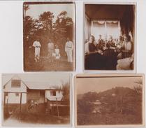Photo - CONGO - 1929-30 - LUKULA - Une Famille Belge . D - Africa