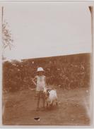 Photo - CONGO - 1930 - LUKULA - Une Chefferie En Visite Pour Soins Médicaux. - Africa
