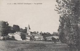 TEYJAT  VUE GENERALE               RARE - France