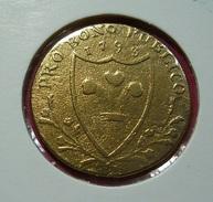 Token :: North Wales Farthing Pro Bono Publico 1793 - United Kingdom