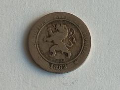 BELGIQUE 5 Centimes 1862  Belgium - 1831-1865: Léopold I.