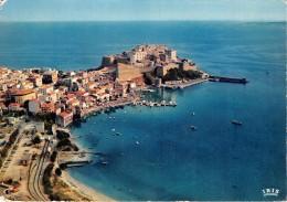 CALVI La Ville Et La Citadelle 26(scan Recto-verso) MA1314 - Calvi