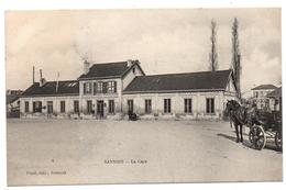 95 - Cpa - SANNOIS - La Gare - Sannois