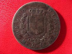 Italie - 1 Lira 1863 M BN 3783 - 1861-1878 : Victor Emmanuel II