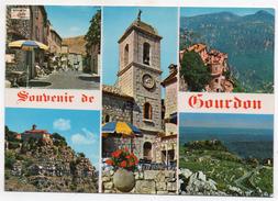 06 Souvenir De Gourdon - Multivues - Gourdon