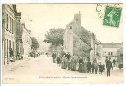 BETHISY SAINT MARTIN - Route Départementale - France