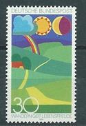 BR Deutschland 1974  Mi 808 Wandern Postfrisch - BRD