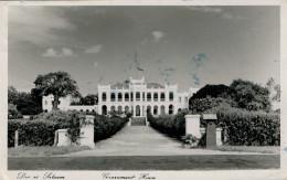 TANZANIA     DAR  ES  SALAAM   GOUVERNEMENT HOUSE            2   SCAN    (VIAGGIATA) - Tanzania