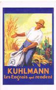 KUHLMANN Les Engrais Qui Rendent - Publicité