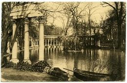 SANDRINGHAM : POSTCARD TO WIFE OF JEAN BARLERIN / PARIS - PARC MONCEAU - Royal Families