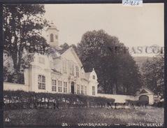 Bergen - Damsgaard - 1916 ( Photo Originale O. Svanöe) (format 11 / 14,5 Cm) (A 1226) - Norvège