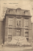 Tilleur -- Maison  Communale.       ( 2 Scans ) - Saint-Nicolas