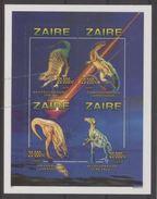 Zaire Dinosaur Dinosaures Comete - Prehistorie