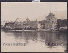 Bergen - Château - 1916 ( Photo Originale O. Svanöe) (format 10,5 / 15 Cm) (A 1230) - Norvège