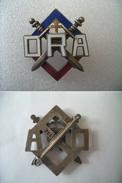 Insigne Résistance WW2 - Badges & Ribbons