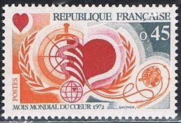FRANCE : N° 1711 ** (Mois Mondial Du Coeur) - PRIX FIXE - - France