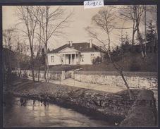 Bergen - Villa - För Branden 1916 ( Photo Originale O. Svanöe) (format 11 / 14,5 Cm) (A 1232) - Norvège