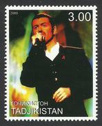Tajikistan, 3 S. 2000, George Michael, MNH - Tajikistan