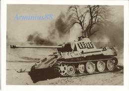 Panzerkampfwagen V Panther - SdKfz 171 Panzer V Panther - German Tank Sur Front Russe - Krieg, Militär