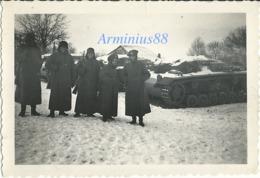 Wehrmacht - Panzerwaffe - Panzertruppen En Russie - Sturmgeschütz-Abteilung - Front De L'est En Hiver - Guerre, Militaire