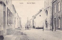 Landen - Rue De L'Eglise (animation, Sidonie Masy, Mercerie, Pomp, Georg Stilke) - Landen
