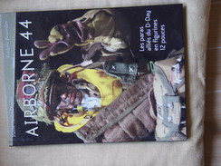 AIRBORNE 44 LES PARAS ALLIES EN FIGURINES 12 POUCES - Libri, Riviste & Cataloghi