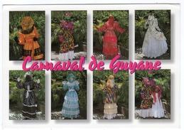 La GUYANE-Carnaval:Les Touloulous- Multivues- Cpm  - - Sonstige