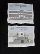 """Madère - Europa 1990 """"Bureaux De Postes"""" - Y.T. 140/141 - Neuf ** Mint MNH - Europa-CEPT"""
