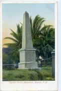CAPTAIN COOK'S MONUMENT - - Honolulu