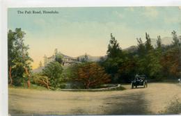 HONOLULU - The Pali Road - Honolulu
