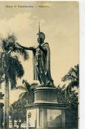HONOLULU - Statue De Kamehameha - Honolulu