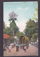 Old Postcard Of Street Scene,Marandan,Colombo, Western, Sri Lanka.Q23. - Sri Lanka (Ceylon)