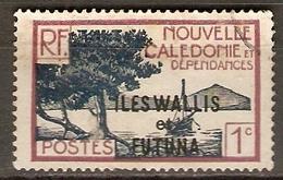 WALLIS ET FUTUNA   -   1930 .   Y&T N° 43 Oblitéré. - Wallis And Futuna