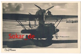 Aufklärer Flugzeug Auf Flugzeugträger ? 2. Weltkrieg Worldwar II, WWII, WKII Avion, Plane - 1939-1945: 2a Guerra