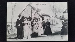 CPA Scene Du Centre En Limousin, Une Noce - Noces