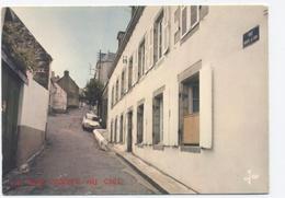 29--DOUARNENEZ. - La Rue Monte Au Ciel.  - RECTO/VERSO-C70 - Douarnenez