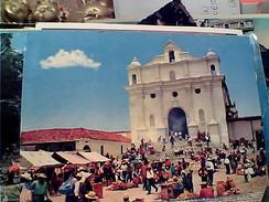 GUATEMALA - CHICHICASTENANGO : IGLESIA DE SANTO THOMAS  VB1972 FW9119 - Guatemala
