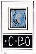 N° 22 -  GC  22  AIGUES-MORTES   /  GARD      LOT 11941    VARIETE Voir Scan - 1862 Napoleon III