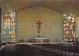 Afrique-République De Côte D´Ivoire BOUAKE Cathédrale De Bouaké (Vitrail Vitraux RELIGION )  * PRIX FIXE - Côte-d'Ivoire