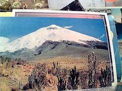 Equateur - Ecuador - Volcan - Volcano - El Cotopaxi 3 670 M  VB1972 FW9123 - Ecuador