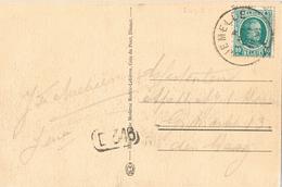 20548. Postal JEMELLE (Belgien) 1923 A Holland. Vita De DINANT, Le Rocher Bayard - Bélgica