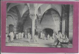 72.- LA MANECANTERIE DES PETITS CHANTEURS A LA CROIX DE BOIS .- Colonie De Vacances à L' Abbaye De Solesme - Scouting