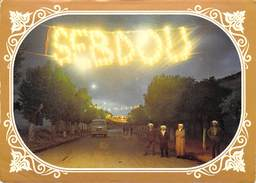 Afrique ALGERIE SEBDOU  ( Wilaya De Tlemcen ) La Nuit (SNED S.N.E.D) * PRIX FIXE - Tlemcen