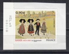 Hansi, AUTO ADHESIF N° 370,  2009  Neuf **   Grande Marge - Adhésifs (autocollants)
