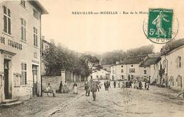 NEUVILLER SUR MOSELLE RUE DE LA MAIRIE - Autres Communes