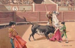 Corrida Bull Fight La Primera Vara - Corrida