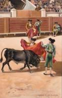 Corrida Bull Fight Capro A La Alimon - Corrida