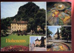 CPM Autriche HOHENEMS Multi Vues - Hohenems