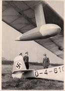 Aviation - Vol à Voile - 1940 - Photographie